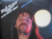 Bob Seger from Night Moves cover