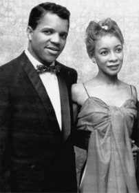 Berry Gordy Jr. and Raynoma Lyles