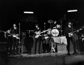 The Beatles at Olympia 1964