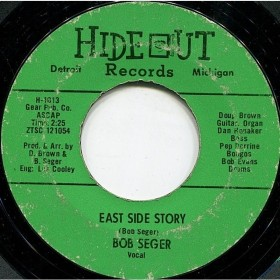Seger's first 45