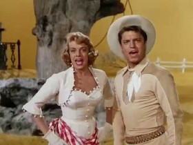 Rosemary Clooney and Guy Mitchell