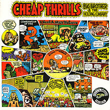 """Cheap Thrills"" album"