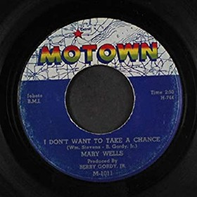 First single using the Motown map label