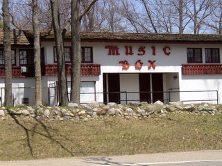 The Music Box - Prudenville, Michigan's teen dance club